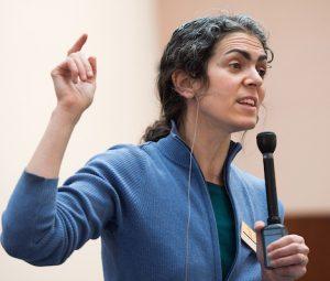 Rabbi Daria jacobs-Velde